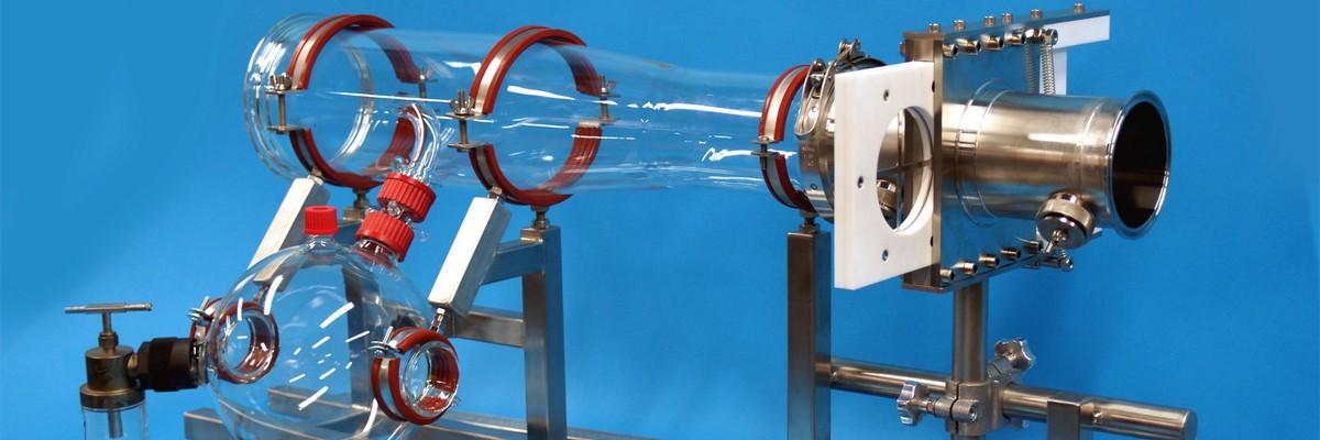 verre equipements soufflage de verre