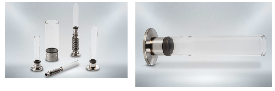 raccord verre métal, fabricant raccord verre-métal