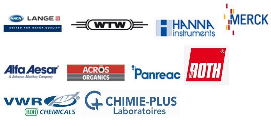 fournisseur de produits chimiques pour laboratoires et industrie