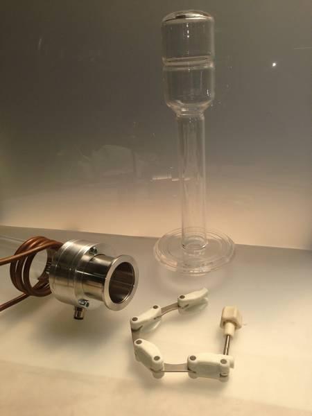 montage quartz verre equipements soufflage de verre