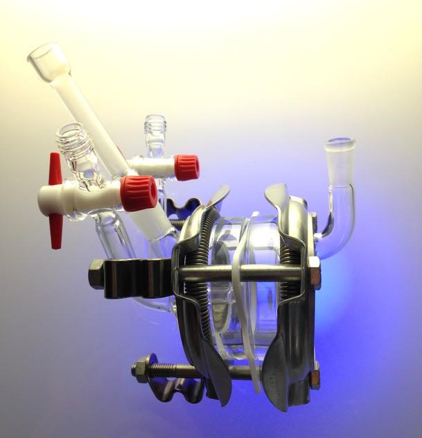Cellule perméation supraline borosilicate