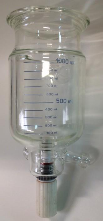 graduation reacteur thermostaté verre equipements