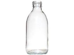 flacon verre chimie