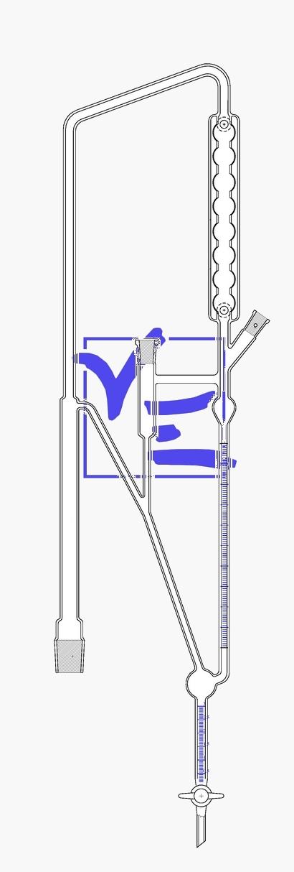 extracteur huile essentielle verre equipements laboratoire borosilicate