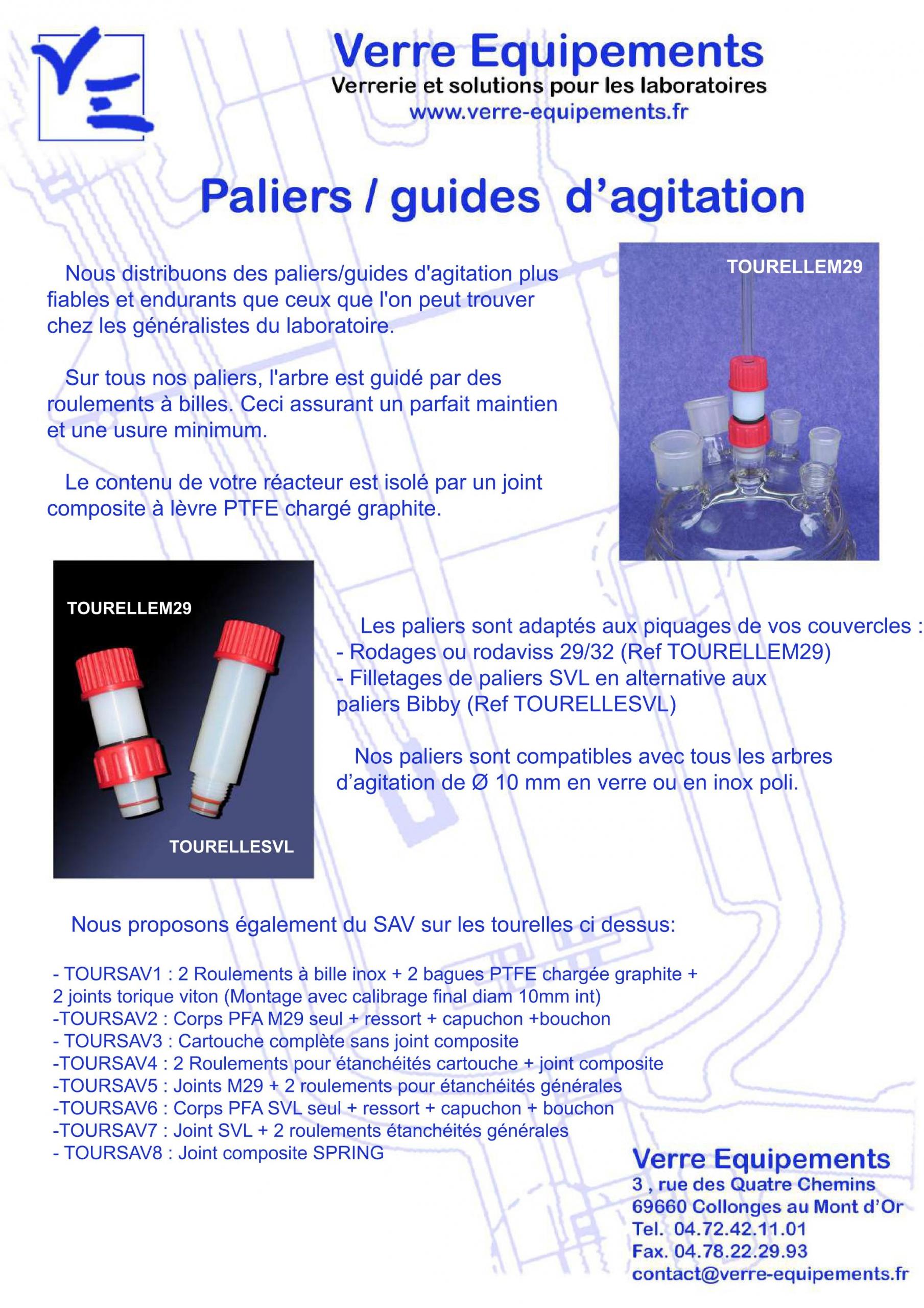 Tourelle Guide