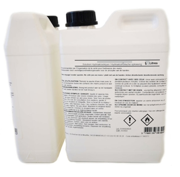 Bidon solution Hydroalcoolique