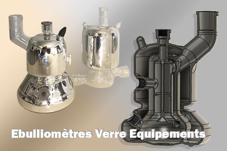 Fabricant Ebulliomètre verre
