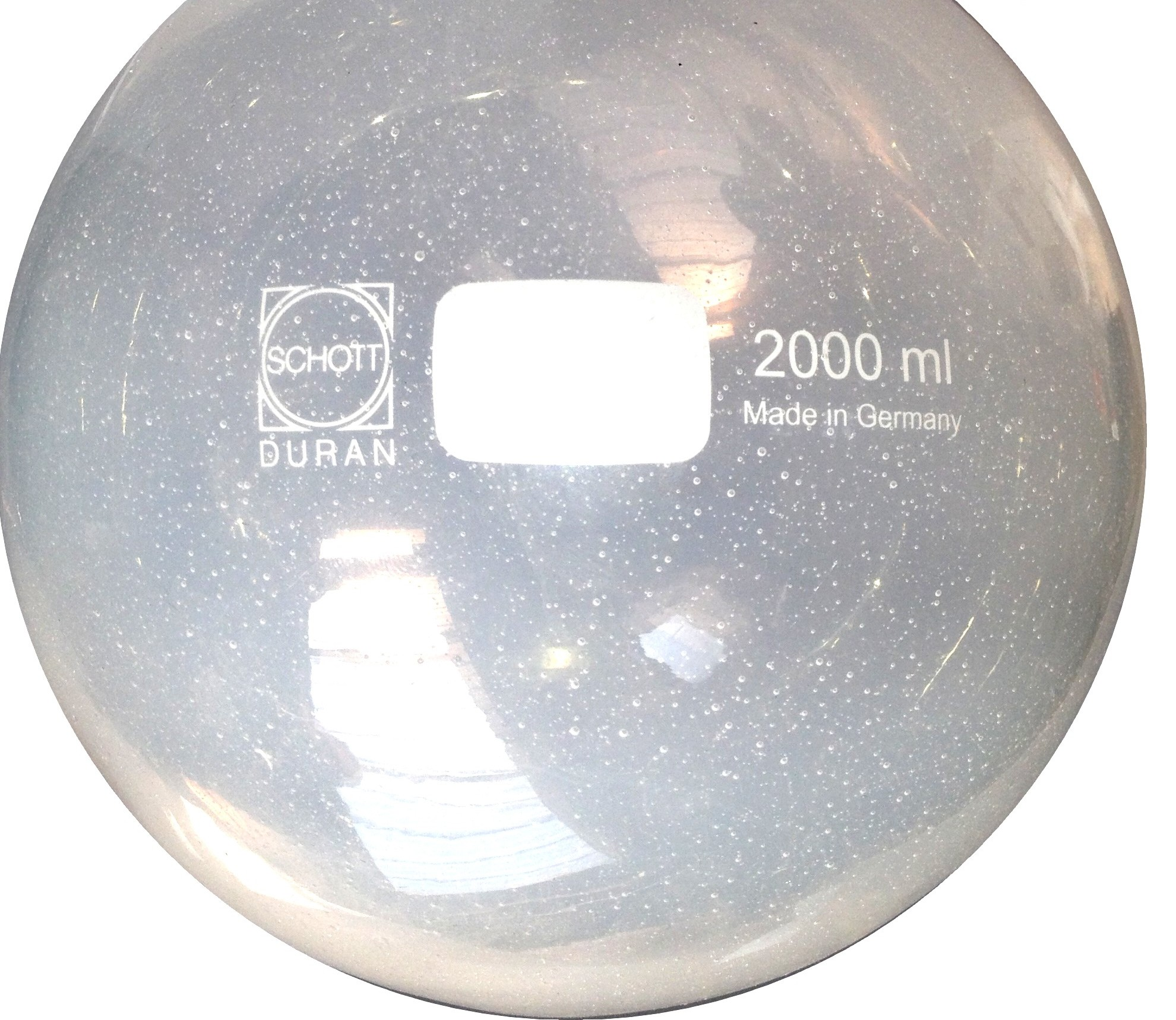 Plastic coating for laboratory and industrial glassware